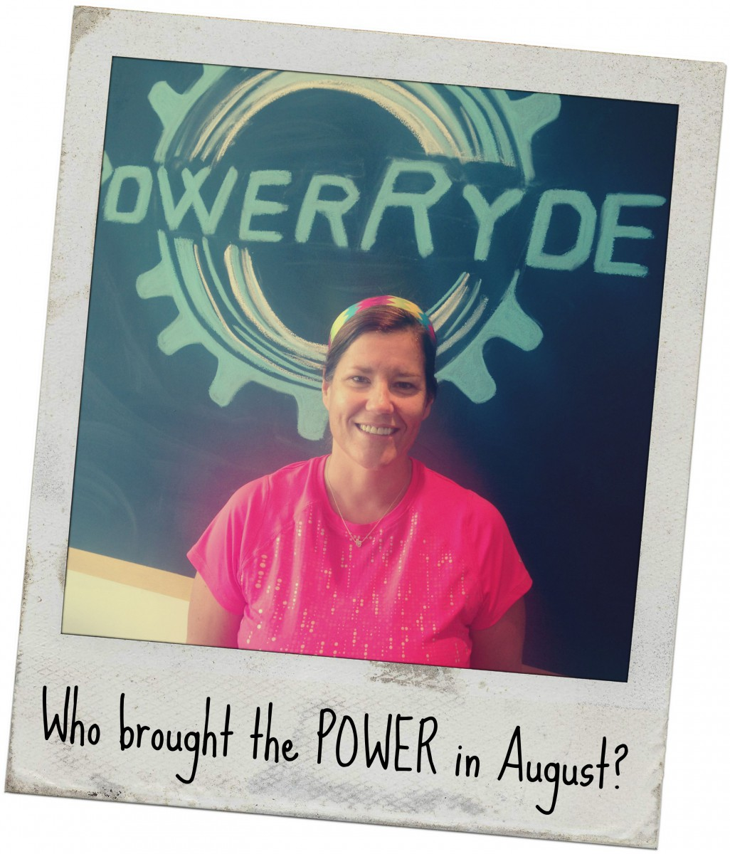 Who brought the POWER in August?