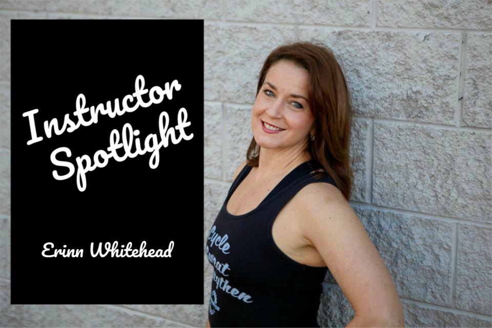 Instructor Spotlight Erinn Whitehead