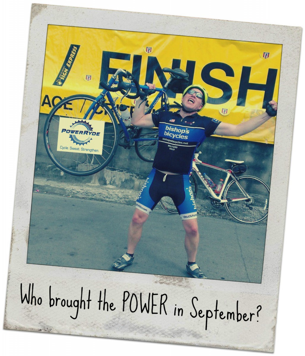 Who brought the POWER in September?