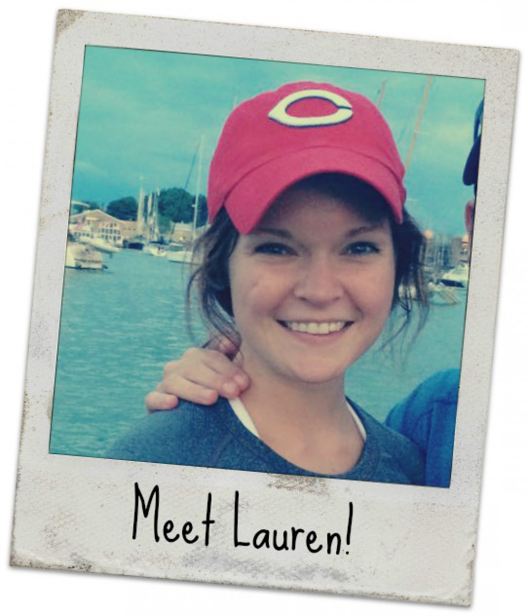 Meet Our Newest Instructor, Lauren!