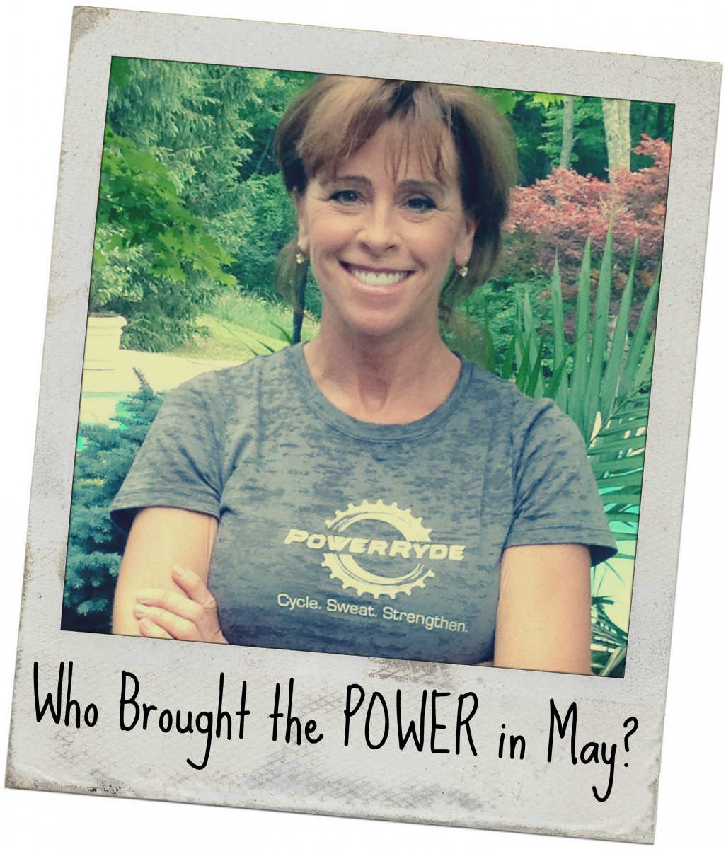 Who Brought the POWER in May?
