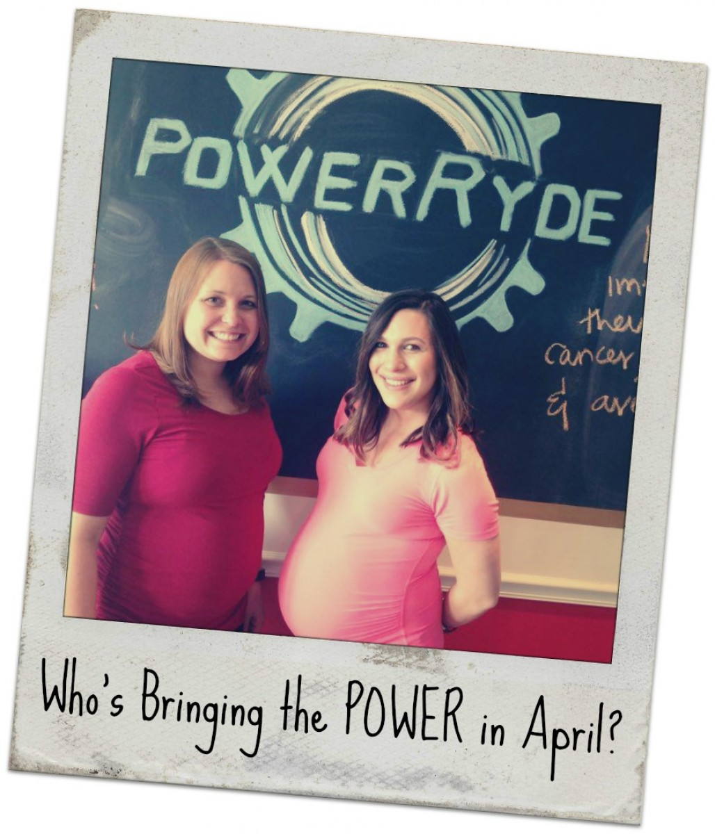Who's Bringing the POWER in April?